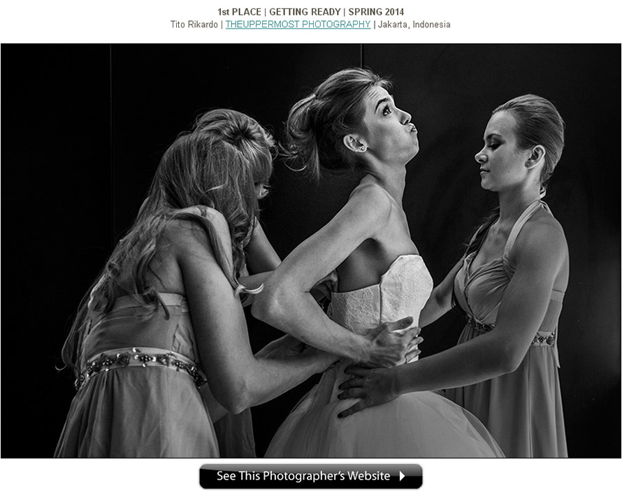 Best Wedding Photography of 2014 – ISPWP 1st Place Contest Winning Images_01