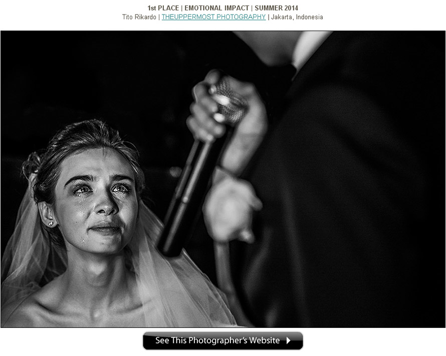 Best Wedding Photography of 2014 – ISPWP 1st Place Contest Winning Images_02